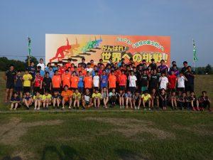 2019JITA T&F summercamp Kyoushitsu5